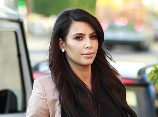 kim kardashian elle revient pour la premi re fois sur l 39 absence de rob son mariage. Black Bedroom Furniture Sets. Home Design Ideas