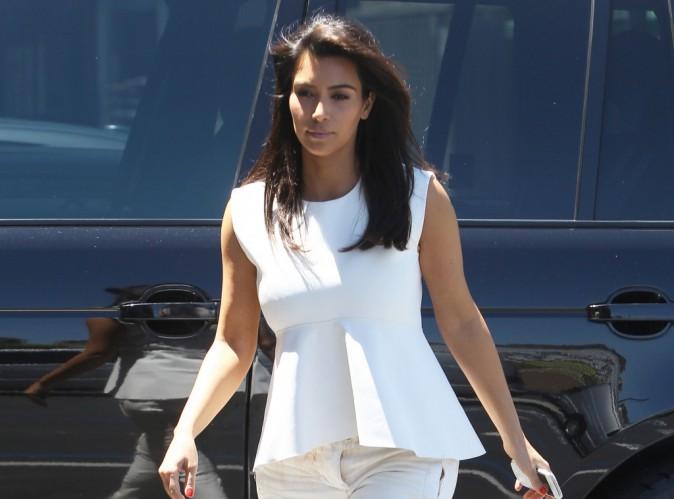 Kim Kardashian : elle traite Khloé de churro !