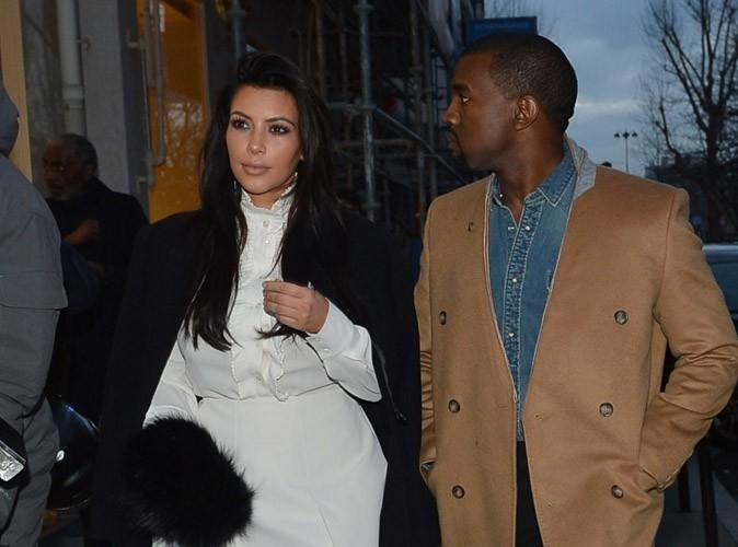 Kim Kardashian : enfin auprès de son chéri Kanye West, elle profite actuellement d'un séjour en amoureux à Paris !
