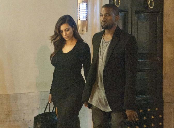 Kim Kardashian : escapade à Venise avec son chéri Kanye West pour son 32e anniversaire !