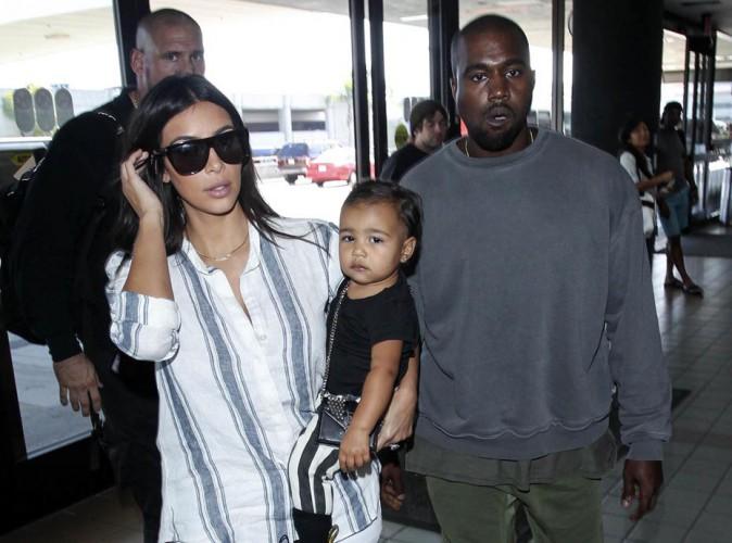 Kim Kardashian et Kanye West : des fessées ? Jamais pour leur petite North !