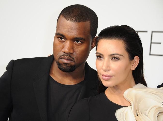"""Kim Kardashian et Kanye West : ils piègent leurs """"faux amis"""" grâce à leur fille !"""
