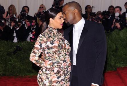 Kim Kardashian et Kanye West : le prénom de leur fille fait bien rire !