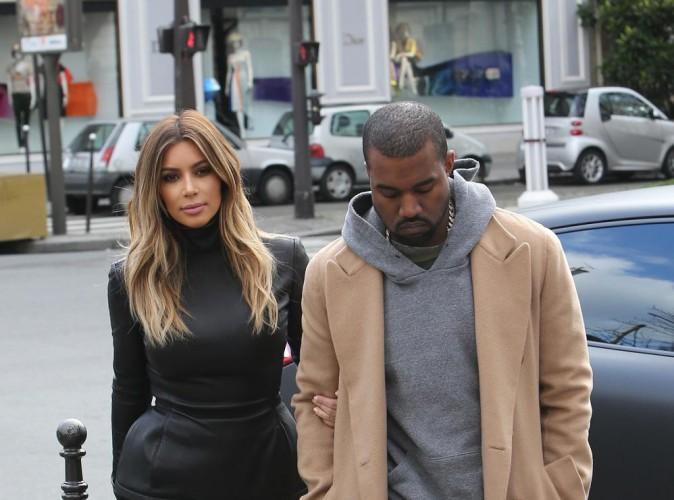 Kim Kardashian et Kanye West : les futurs mariés dévoilent (enfin) leurs projets pour le mariage !