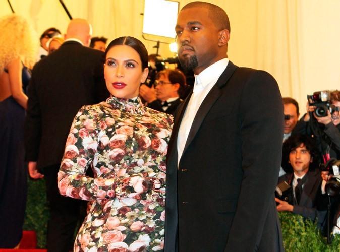 Kim Kardashian et Kanye West : leur fille s'appellerait en réalité…