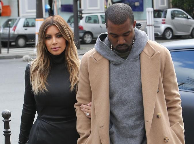 Kim Kardashian et Kanye West : visite du château de Versailles pour la préparation de leur fastueux mariage !