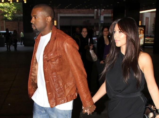 Kim Kardashian : folle amoureuse, elle ne peut plus rester loin de son homme !