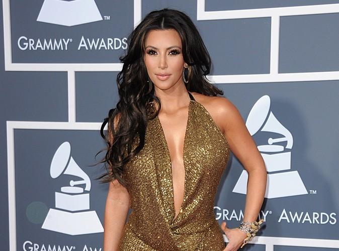 Kim Kardashian : honorée de porter les bijoux de Liz Taylor !
