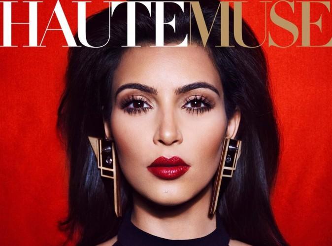 """Kim Kardashian : """"J'aime les gens qui prennent des risques en mode, comme Nicole Richie et Rihanna !"""""""
