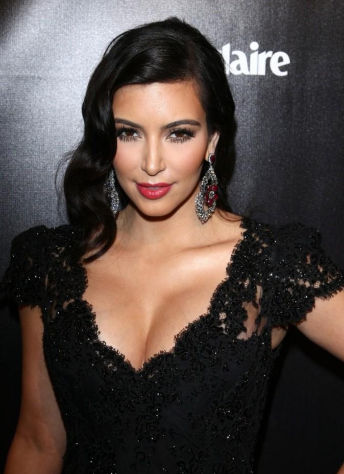 "Kim Kardashian : ""je ne suis pas belle quand je pleure !"""
