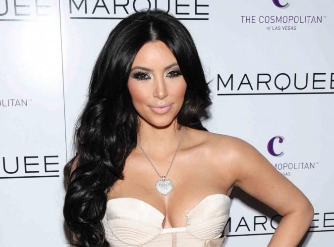 """Kim Kardashian: """"Je ne suis pas prête pour un bébé"""""""