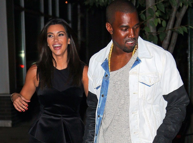 "Kim Kardashian : ""Je suis honorée. J'aime la nouvelle chanson de Kanye !"""