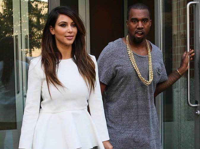 """Kim Kardashian : """"Je veux des enfants avec Kanye !"""""""