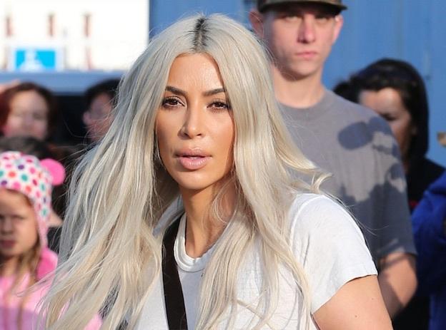 Kim Kardashian : La bonne raison pour laquelle elle a changé de couleur de cheveux !