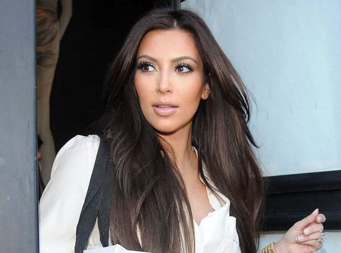 Kim Kardashian : méconnaissable sans maquillage !