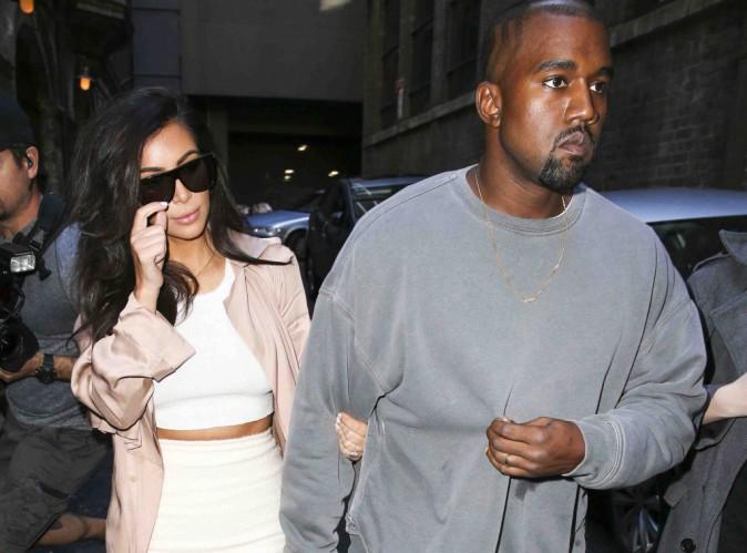 """Kim Kardashian : """"nous essayons d'avoir un autre enfant, c'est entre les mains de Dieu"""" !"""