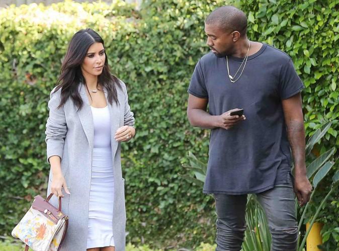 Kim Kardashian : nouvelle dispute avec Kanye West, � propos de No�l...