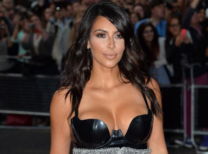 Kim Kardashian : nouvelle victime des photos nues volées... Ses clichés intimes ont fuité !