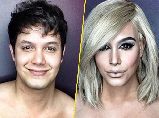 Kim Kardashian : Paolo, son sosie au masculin !