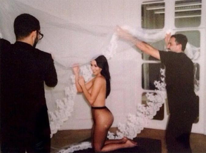 Kim Kardashian : presque nue pour souhaiter un joyeux anniversaire à son Riccardo Tisci !