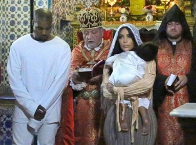 Kim Kardashian prévoit d'hiberner jusqu'au baptême de Saint !