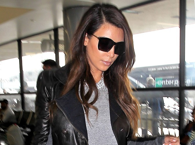 Kim Kardashian : quand son ex arrive quelque part, elle s'échappe !