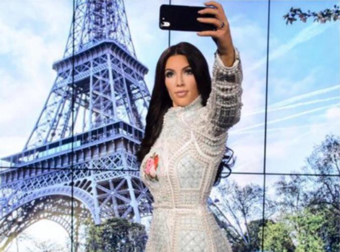 Kim Kardashian : sa statue de cire, un double parfait ?