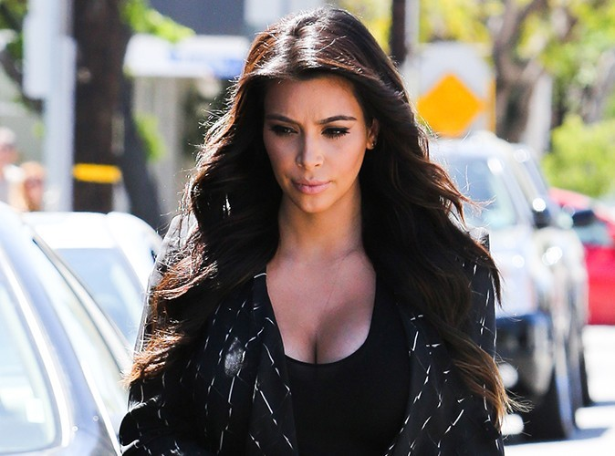 Kim Kardashian : son accouchement prévu à Paris ?
