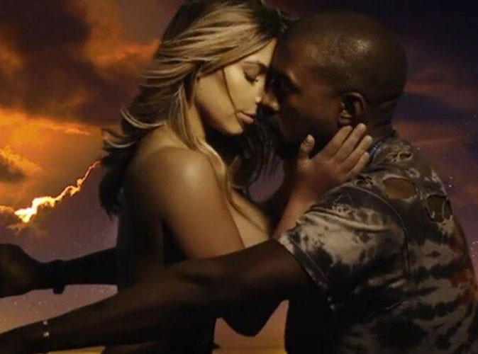 Kim Kardashian : son clip avec Kanye West moqué et parodié !