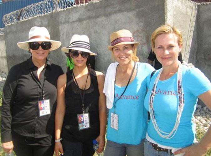 "Kim Kardashian : son voyage caritatif à Haitï, ""une incroyable expérience"" ..."