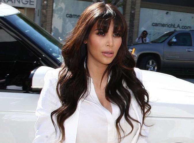Kim Kardashian : une déco sobre et chic pour la chambre de bébé !