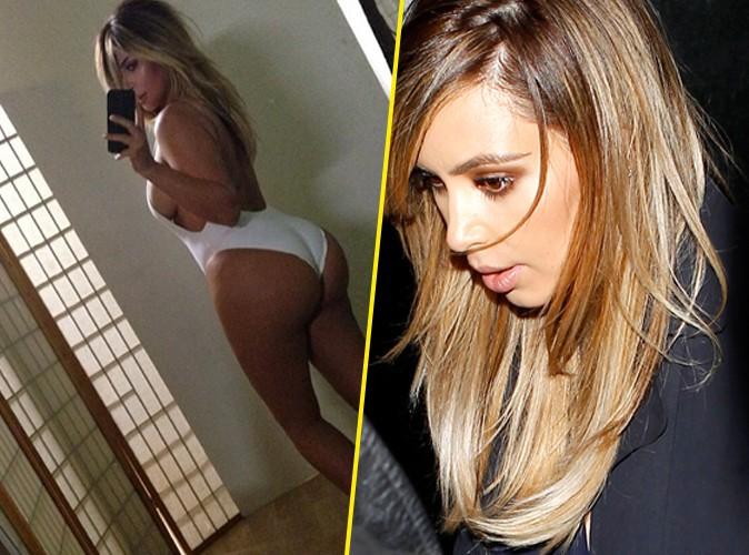 Kim Kardashian : violemment clashée par les internautes après avoir posté sa photo dénudée !