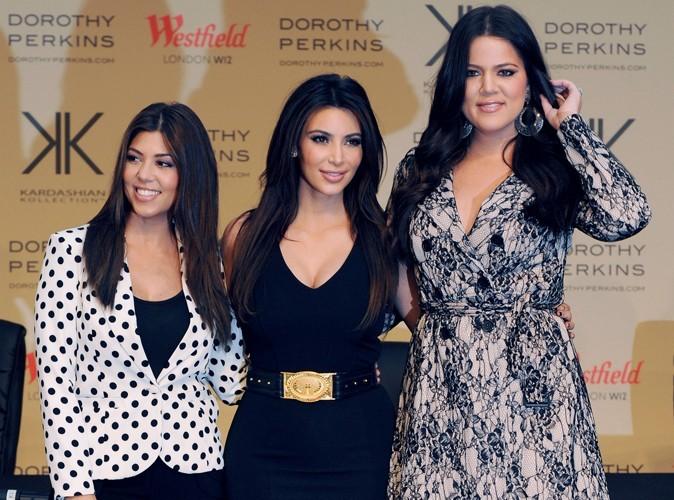 Kim, Khloe et Kourtney : super trash elles font un concours pour tester leurs odeurs génitales…
