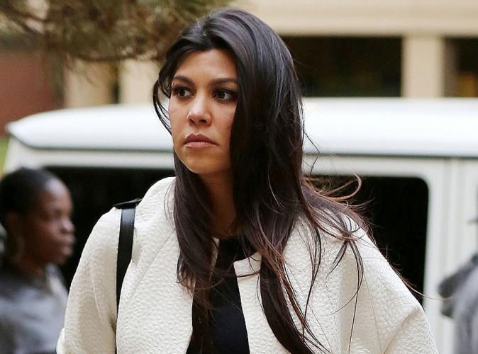 Kourtney Kardashian : elle a trouvé comment compenser son mal être !