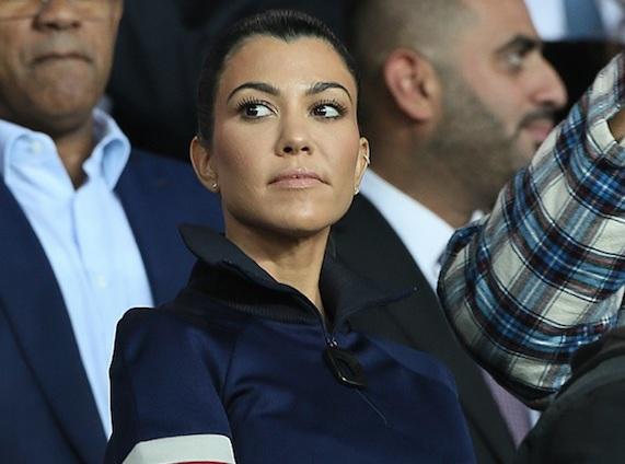 Kourtney Kardashian : Elle répond à un défi de Victoria Beckham sur Instagram !