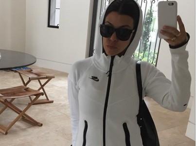 Kourtney Kardashian : Elle rêve d'avoir les mêmes fesses que Khloé !
