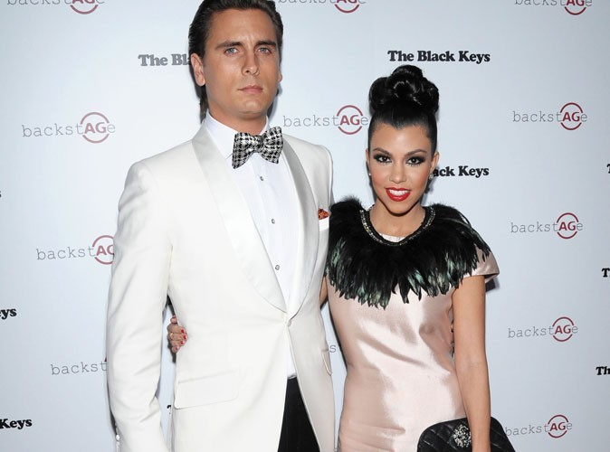 Kourtney Kardashian et Scott Disick fiancés par amour du business ?