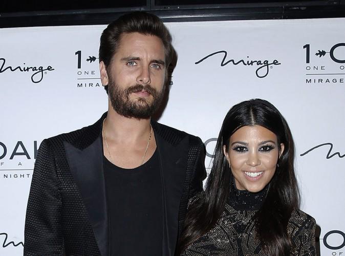 Kourtney Kardashian et Scott Disick se retrouvent pour la première fois, avec les enfants !