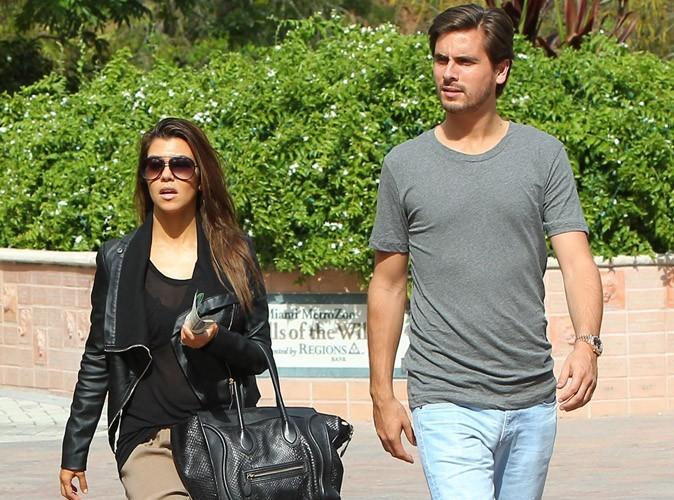 Kourtney Kardashian : huit mois après son second accouchement, elle est trop grosse pour Scott Disick !