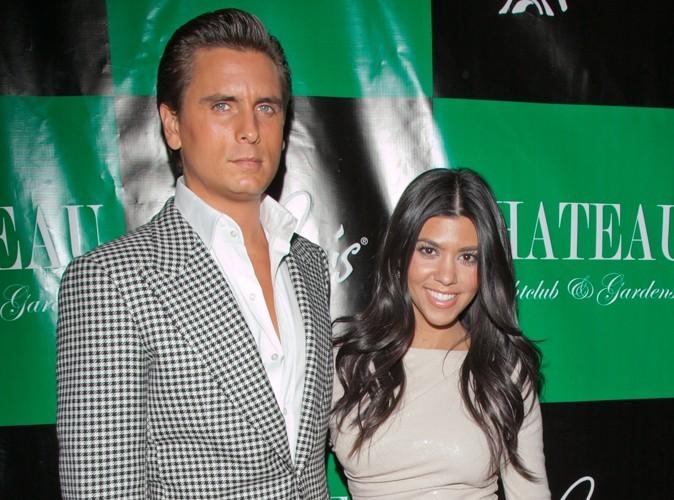 Kourtney Kardashian : le mariage de Kim lui permet d'échapper à la pression !