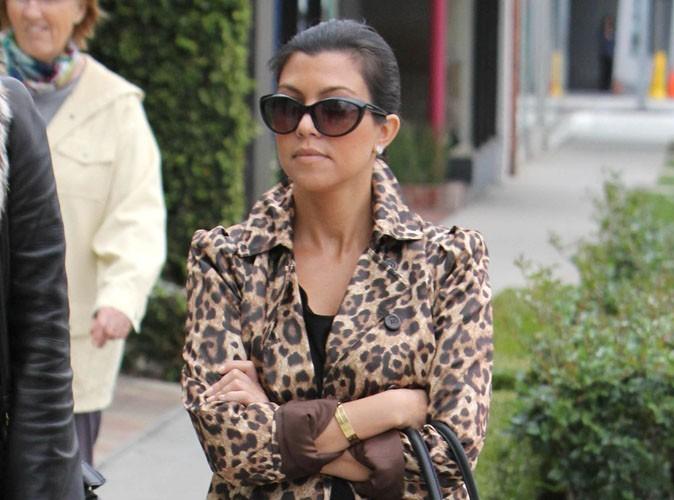Kourtney Kardashian : le sexe de son bébé enfin révélé ?!