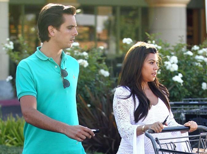 Kourtney Kardashian : pendant deux ans elle aurait fait chambre à part avec son chéri Scott Disick ?