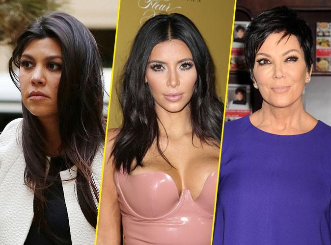 Kourtney Kardashian : tout comme Kris, elle n'approuve pas la couverture de Kim !