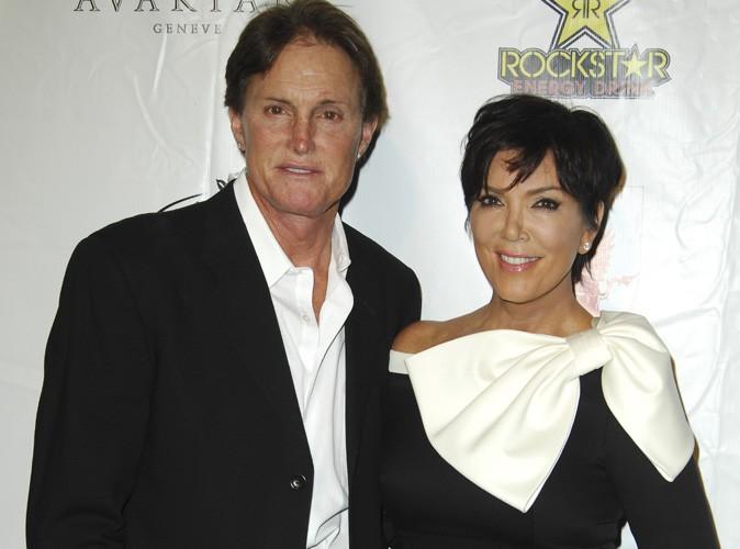 Kris et Bruce Jenner : ils officialisent leur séparation après 22 ans de mariage !