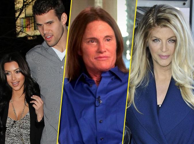 Kris Humphries, Kirstie Alley... Des stars montent au cr�neau apr�s la r�v�lation de Bruce Jenner !