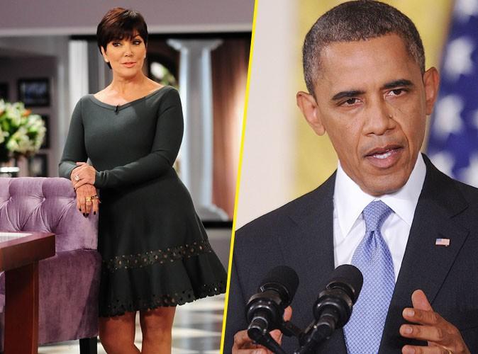 Kris Jenner : elle prend la défense de Kim et Kanye après les critiques de Barack Obama !