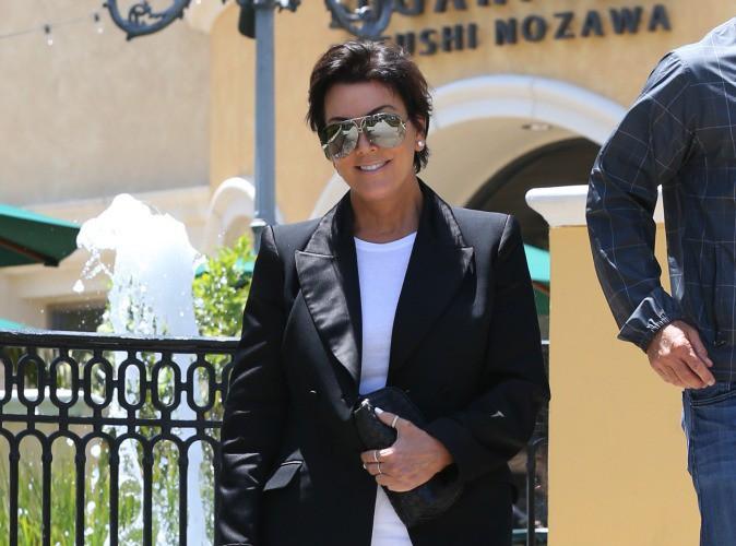 Kris Jenner : elle veut filmer le régime de Rob Kardashian dans une nouvelle télé-réalité !