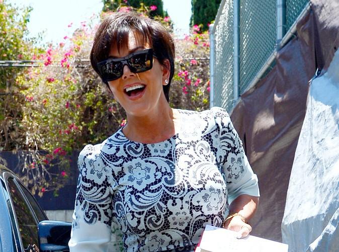 Kris Jenner : gros coup de blues depuis que Kendall a quitté le cocon familial !