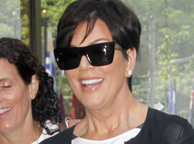 "Kris Jenner : ""Kim et Kanye ont choisi ensemble le prénom North !"""