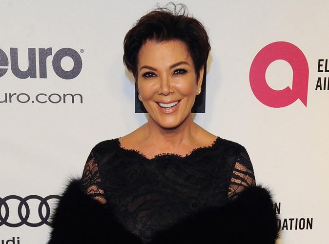 """Kris Jenner : """"Kim pleurait à son mariage, c'était trop mignon"""" !"""